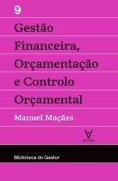 GESTAO FINANCEIRA, ORCAMENTACAO E COMTR.- VOL.IX