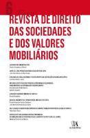 Revista de Direito das Sociedades e dos Valores Mobiliários   Nº6