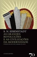 As Grandes Revoluções e as Civilização da Modernidade