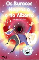 BURACOS NEGROS E O TIO ALBERTO - 9789724413150