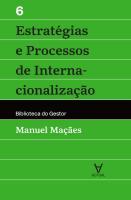 ESTRATEGIAS E PROCESSOS DE INTERN. - VOL VI