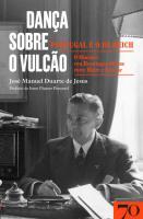 DANCA SOBRE O VULCAO -  PORTUGAL E O III REICH
