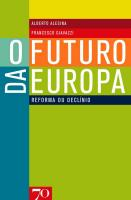 Futuro da Europa - Reforma ou Declínio, O