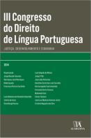 III Congresso do Direito de Língua Portuguesa