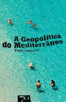 A Geopolitica do Mediterrâneo