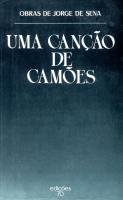 UMA CANCAO DE CAMOES