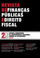 Revista de Finanças Públicas e Direito Fiscal - Ano III - Número 2 - Verão
