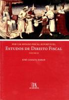 Por um Estado Fiscal Suportável - Estudos de Direito Fiscal, Volume III