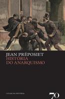 História do Anarquismo