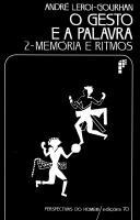 Gesto e a Palavra - 2 - Memória e Ritmos, O
