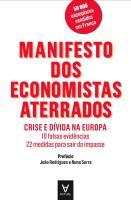 MANIFESTO DOS ECONOMISTAS ATER