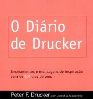 Diário de Drucker, O