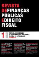 Revista de Finanças Públicas e Direito Fiscal - Ano II - Número 1 - Primavera