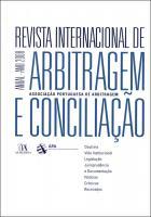 Revista Internacional de Arbitragem e Conciliação - Ano I - 2008