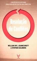 Resolução de Conflitos