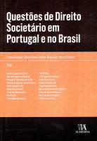 Questões de Direito Societário em Portugal e no Brasil