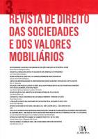Revista de Direito das Sociedades e dos Valores Mobiliários   Nº3