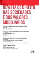Revista de Direito das Sociedades e dos Valores Mobiliários   Nº1