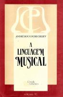 Linguagem Musical, A