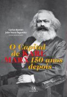 O Capital de Karl Marx 150 anos depois