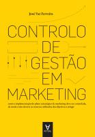 CONTROLO DE GESTAO EM MARKETING - ANALISE, PLANE..