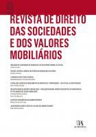 Revista de Direito das Sociedades e dos Valores Mobiliários   Nº9