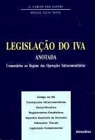 Legislação do IVA - Anotada