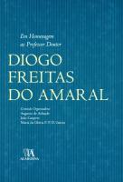 Em Homenagem ao Professor Doutor Diogo Freitas do Amaral