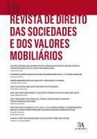 Revista de Direito das Sociedades e dos Valores Mobiliários   Nº10