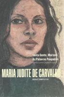 Obras Completas Maria Judite de Carvalho - Vol. I