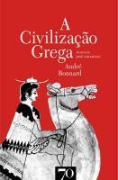 Civilizacao Grega, A