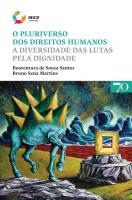 O Pluriverso dos Direitos Humanos