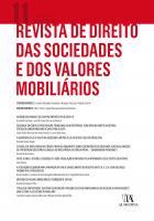 Revista de Direito das Sociedades e dos Valores Mobiliários   Nº11