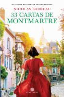 33 Cartas de Montmartre