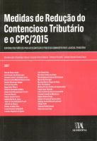 Medidas de Redução do Contencioso e o CPC/2015