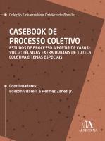 Casebook de Processo Coletivo   Vol. II