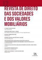 Revista de Direito das Sociedades e dos Valores Mobiliários   Nº12