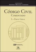 Codigo Civil Comentado i - Parte Geral