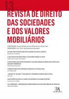 Revista de Direito das Sociedades e dos Valores Mobiliários Vol.13
