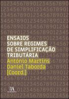 Ensaios Sobre Regimes de Simplificação Tributária