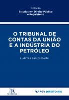 O Tribunal de Contas da União e a Indústria do Petróleo