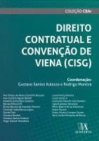 Direito Contratual e Convenção de Viena (Cisg)