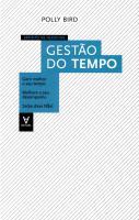 GESTAO DO TEMPO - 2014