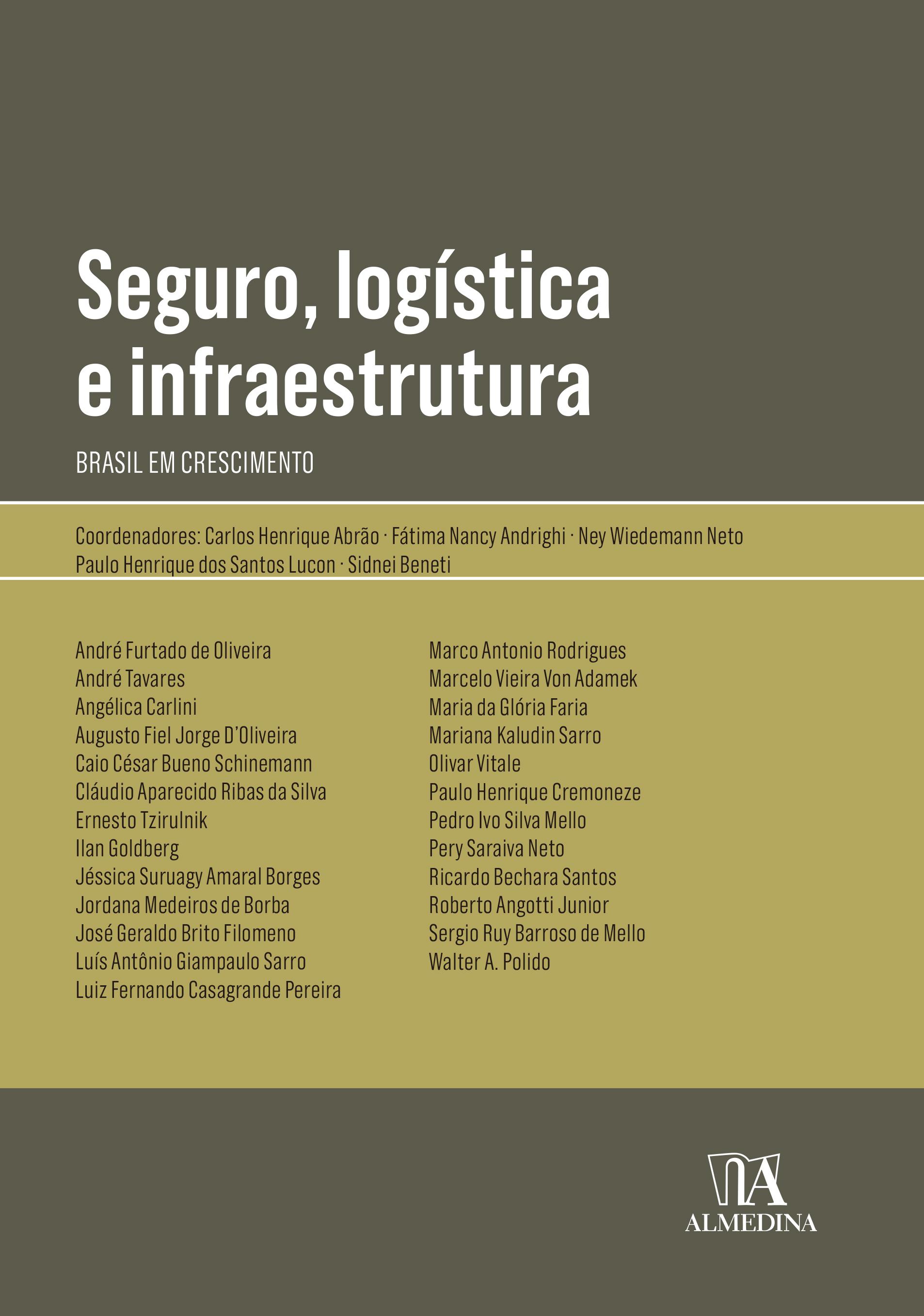 Seguro, Logística e Infraestrutura