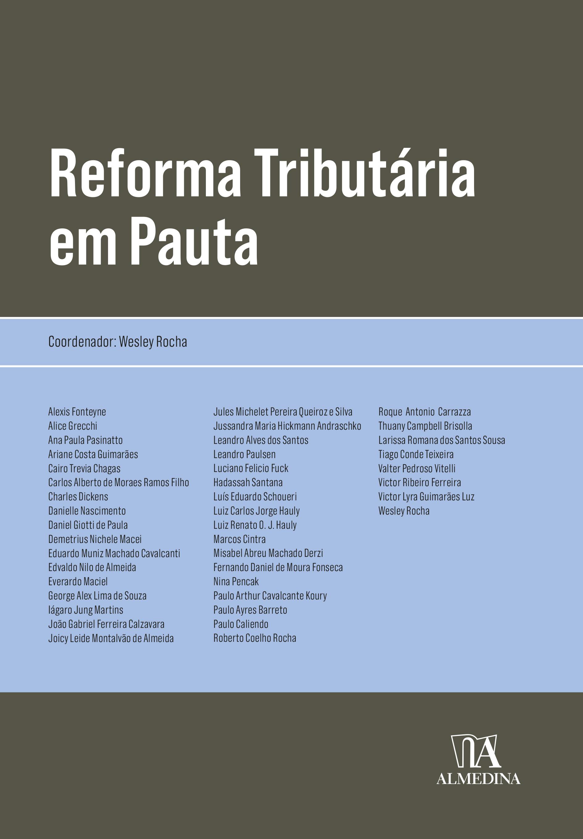 Reforma Tributária em Pauta